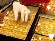 Vừa sụt mạnh, tuần tới giá vàng được dự báo giảm thêm