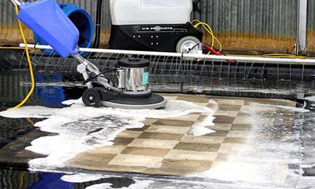 Mẹo giặt các loại thảm sàn - 4