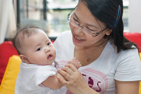 Cùng Huggies chia sẻ kinh nghiệm chăm sóc bé yêu - 3