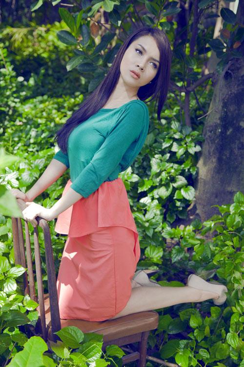 Điểm mặt xu hướng sao Việt 'cưng' nhất 2011, Thời trang, thoi trang sao viet, xu huong sao viet, ao blazar, colorblock, phong cach co dien, ao trong suot, thoi trang, bao phu nu