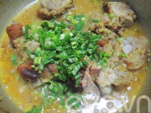 Móng giò nấu giả cầy ngày lạnh - 6