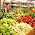 Giá thực phẩm tại chợ Long Biên 24-2