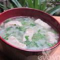 Bếp Eva - Canh bắp cải nấu giò sống