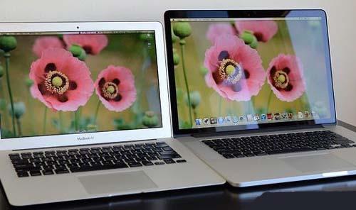 apple san xuat macbook air man hinh retina - 1