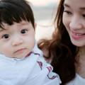 Làm mẹ - Gặp bà mẹ xinh đẹp mê việc chăm con