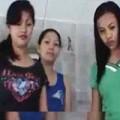 Tin tức - Lùng sục 3 cô gái dẫm chết chó con