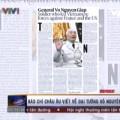 Tin tức - Báo chí Châu Âu tiếp tục ca ngợi Tướng Giáp