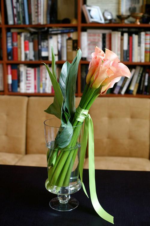 hoa dep 20-10: 3 mau hoa rum de cam - 9