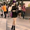 Làng sao - Trà Ngọc Hằng bâng khuâng chiều tà Seoul