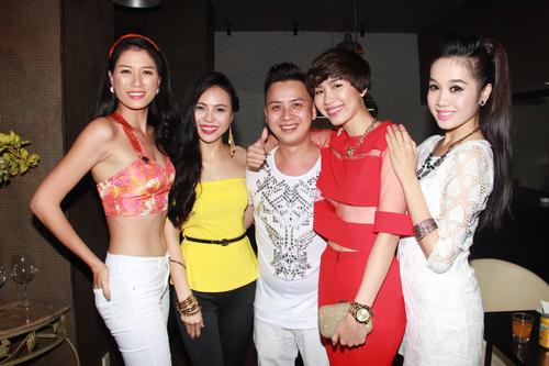 """phuong mai dang mac chung """"nghien"""" toc tem - 19"""