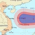 Tin tức - Bão Nari giật cấp 13 đang tiến vào biển Đông