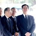 Tin tức - Video: Lãnh đạo Đảng, Nhà nước đến viếng Đại tướng