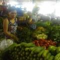 Mua sắm - Giá cả - ĐBSCL: Thực phẩm tăng giá do mưa