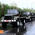 Tin tức - Đoàn xe Quốc tang tại QB diễn tập trong mưa