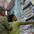 Mua sắm - Giá cả - Kiểm soát thị trường sữa: Khó hy vọng việc giảm giá
