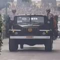 Tin tức - Xe chở linh cữu Đại tướng đi qua phố Hà Nội