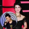 Làng sao - Hồng Nhung đòi... đánh thí sinh trên sân khấu