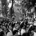 Những hình ảnh lịch sử tại lễ tang tướng Giáp