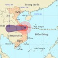 Bão số 11 đã đổ bộ Đà Nẵng - Quảng Nam
