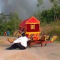 Em trai trông quan tài anh ở Phú Thọ chỉ biết ngồi khóc