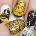 Làm đẹp - Vẽ nail phong cách Halloween cực chất