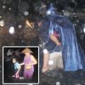 """Tin tức - TPHCM mưa lớn, dân """"bì bõm"""" trong nước cống đen"""