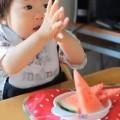 Làm mẹ - Tròn mắt: clip bé Nhật ăn cực siêu