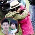 Làng sao - Con trai Lâm Chí Dĩnh quấn quýt bên bạn gái