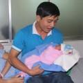 Sinh ra trong tâm bão, nhiều bé được đặt tên Nari