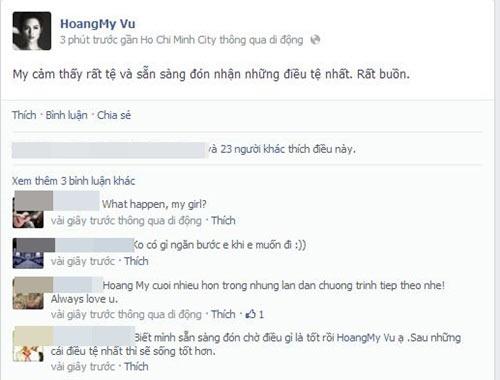 showbiz viet may ai dam nhan loi nhu hoang my? - 2