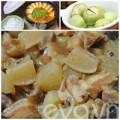 Bếp Eva - Thực đơn: Thịt kho, canh kim chi đậu phụ