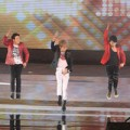 """Làng sao sony - JYJ sôi động với vũ điệu """"Get Out"""""""