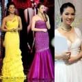 Làm đẹp - Lý Nhã Kỳ lép vế trước nhiều sao Việt