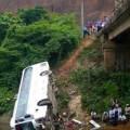 Tin tức - Xe khách lao xuống vực, 7 người tử vong