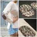 Thời trang - Eva khéo tay: Nhấn nhá áo len cực độc cùng sequin