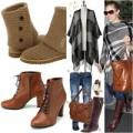 Thời trang - 5 mẫu boot thời thượng dễ ứng dụng mùa đông