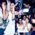 Làng sao - Hà Tăng tổ chức sinh nhật tuổi 27 hoành tráng