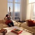 Nhà đẹp - Ca sĩ Việt khoe penthouse triệu đô tại Mỹ