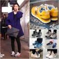 Thời trang - Giới trẻ Hàn 'sốt xình xịch' giày New Balance