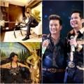 Nhà đẹp - Đọ nhà đắt tiền của 2 ông hoàng nhạc Việt