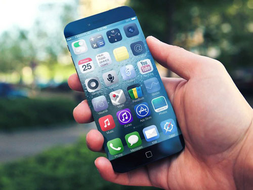 iphone 6 se so huu man hinh full hd 5 inch - 1