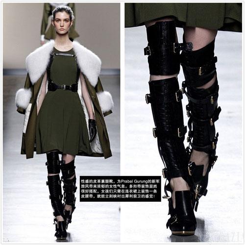 "15 boot co cao hang hieu ""sot"" mua dong - 12"