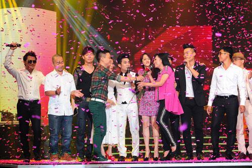 phuong thanh sẽ sinh con trai trong nam 2014 - 18