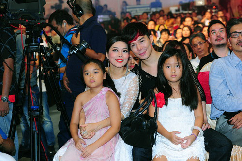 phuong thanh sẽ sinh con trai trong nam 2014 - 20
