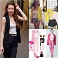 Thời trang - Blazer đơn giản mà phong cách cùng Sao Việt
