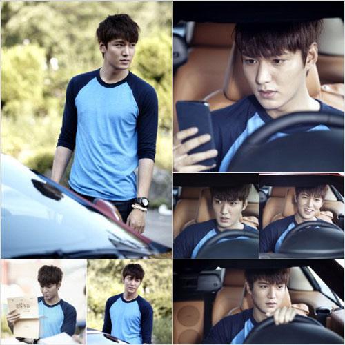 """fan phim """"the heirs"""" mac phai """"hoi chung kim tan"""" - 5"""