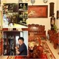 """Nhà đẹp - Choáng vì nhà """"ngập"""" đồ cổ của sao Việt"""