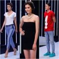Thời trang - Thí sinh Next Top  mặc đơn giản vẫn ấn tượng