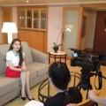Làng sao - Thủy Tiên lên truyền hình Nhật kể nỗi nhớ chồng