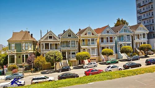Ấn tượng con phố sắc màu ở San Francisco-1
